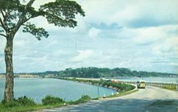 The Johore Causeway - Singapore