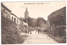 81 TARN BELLEGARDE Avenue D´Albi, Voiture - Villefranche D'Albigeois