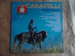 CARAVELLI // 16 GRANDS SUCCES   - VINYLE 33 T - Musicals