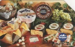 *ITALIA: BERGADER* - Scheda Usata - Alimentazioni