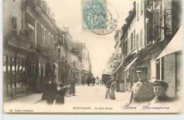 MONTARGIS  -  La Rue Dorée.. - Montargis