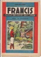 ###Revue Illustrée, Francis, N°23 Du 17/11/1938, Veda Le Charmeur, Frais Fr: 1,95€ - Livres, BD, Revues