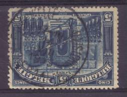 N° 147 FRANKEN Oblitéré Bruxelles Du 14/08/1919 - 1915-1920 Albert I
