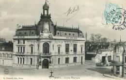 N°23915 -cpa Dreux -caisse D'Epargne- - Banques