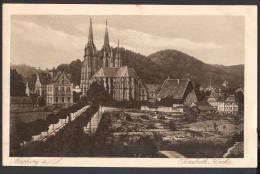 5219 Marburg - Elisabethkirche 1922 - Marburg