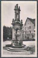 - CPSM 71 - Autun, La Fontaine Saint-Lazare - Autun