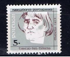 P+ Portugal 1990 Mi 1819 Mnh Seefahrer - 1910-... República