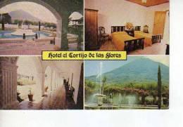 HOEL EL CORTIJO DE LAS FLORES  GUATEMALA   OHL - Guatemala