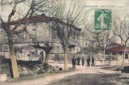 Maussane- Hôtel De Ville Et Lavoir - Ohne Zuordnung