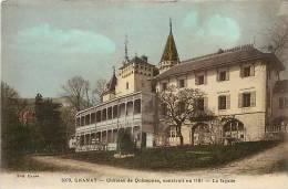 Ain : Oct12 327 : Châtillon-de-Michaille  -  Moulin Des Pierres  -  Valesrine - Non Classés