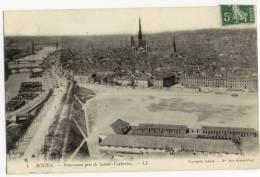 * ROUEN - Panorama Pris De Sainte- Catherine - Rouen