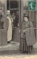 Paris Nouveau - Les Femmes Cocher, Mme Charnier Au Départ - Straßenhandel Und Kleingewerbe