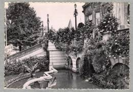 31628    Belgio,  Spa,  Etablissement  Des  Bains (detail),  NV - Spa