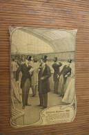 La Vie  Illustrée Journal Hebdomadaire Jeudi 6/4/1899 —>1 Seule Page: Verso Publicité Concours Hippique 1899 Publicité - Newspapers