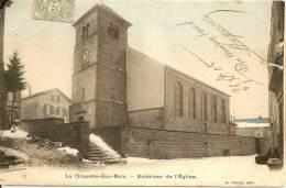 ~  88  ~   LA CHAPELLE AUX BOIS   . Extérieur De L´ église  .   Cp Sympa Et Pas Cher  ~ - Ohne Zuordnung