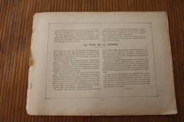 Document Ancien Sans Titre Nombreuses Photographies Clichés Lezer Marseille: Fort Saint-Jean La Bourse  Cathédrale - Libri, Riviste, Fumetti