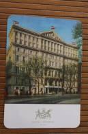 Étiquette D'hôtel —>  Hôtel Impérial   Wien Vienne Autriche Austria(CPA) - Etiketten Van Hotels