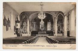 88 Charmois Devant Bruyères. Intérieur De L´ église (6611) - France