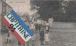 GOUY LEZ PIETON RUE DU MARAIS - Courcelles