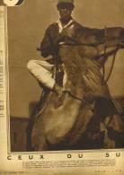 Revue Ancienne  VU N° 85 DU 30 OCTOBRE 1929 CEUX DU SUD RAID AVEC LES MEHARISTES - Livres, BD, Revues