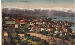 BEYROUTH - BEIRUT- ( LIBAN - LEBANON ) - Vue Générale  ( Carnet Voir Scan) - Lebanon