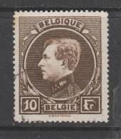 COB 289 Oblitéré - 1929-1941 Gran Montenez