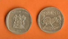 SOUTH AFRICA 2005 5 Rand  KM166C - Zuid-Afrika