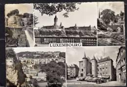 31612   Lussemburgo,    Viste  Panoramiche,  VGSB  1963 - Pétange