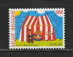 Belgium 2002 ( Europa CEPT ) - MNH (**) - 2002