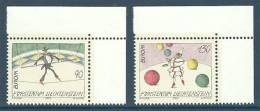 Liechtenstein 2002 ( Europa CEPT - Tightrope Walker / Juggler ) - MNH (**) - 2002