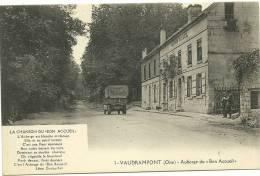 """VAUDRAMPONT - Auberge Du """"Bon Accueil"""" - France"""
