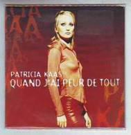 PATRICIA  KAAS   QUAND J´ AI PEUR DE TOUT  Cd Single - Music & Instruments