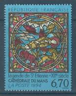France 1994 ( Stained Glass Window ) - MNH (**) - France