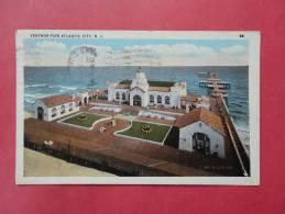 New Jersey > Atlantic City  Ventnor Pier 1933   Cancel- - ------- --- -    ---- Ref 679 - Atlantic City
