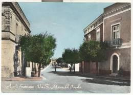 2060-ASCOLI SATRIANO(FOGGIA)-VIA S.MARIA DEL POPOLO-FG - Foggia