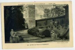 Paris--1931- Exposition Coloniale Internationale- Entrée Du Palais De Madagascar N° 351 éd  Braun & Cie - Expositions