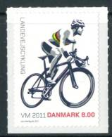 DANIMARCA / DANMARK 2011** - UCI Road World Championship - 1 Val. Autoadesivo - Ciclismo