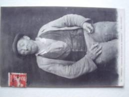 """Costume Des Ouvriers De Campagne """"BRIN D'AMOUR"""" - Carhaix-Plouguer"""