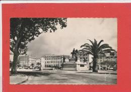 20 AJACCIO Cpsm La Place Du Diamant        B 3444 Yvon - Ajaccio