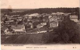 Cpa 1918, BOUCAU, Quartier De La Cité  (13.27) - Autres Communes