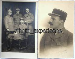 Lot Photo Document Guerre 14-18 Militaire Police WW1 SALONIQUE Grece Orient Greece - Oorlog, Militair