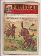 ###Revue Buffalo Bill, N°80, La Piste D'un Traître, Frais Fr: 1,95€ - 1900 - 1949