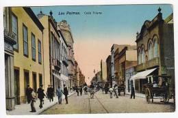 LAS PALMAS ... CALLE TRIANA - Espagne