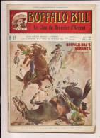 ###Revue Buffalo Bill, N°87, Le Clan Du Bracelet D'Argent, Frais Fr: 1,95€ - 1900 - 1949