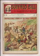 ###Revue Buffalo Bill, N°79, Le Secret Du Chef Sioux, Frais Fr: 1,95€ - 1900 - 1949