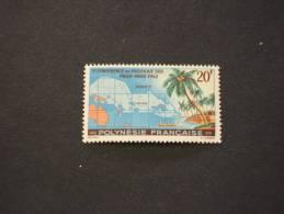 POLYNESIE - 1962 CONFERENZA - NUOVO(++) - Polinesia Francese