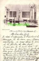 CPA MAISON DE MELLE  SALLE DE JEUX BILLARD BILIARD - Melle