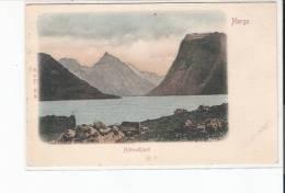 NORGE - HJORUNDFJORD - Norvège