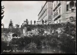SIRACUSA LA FONTANA ARETUSA FG NV SEE 2 SCAN ANIMATA - Siracusa