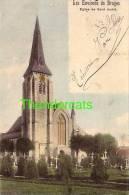 LES ENVIRONS DE BRUGES EGLISE DE SAINT ANDRE ** SINT ANDRIES KERK BRUGGE - Brugge